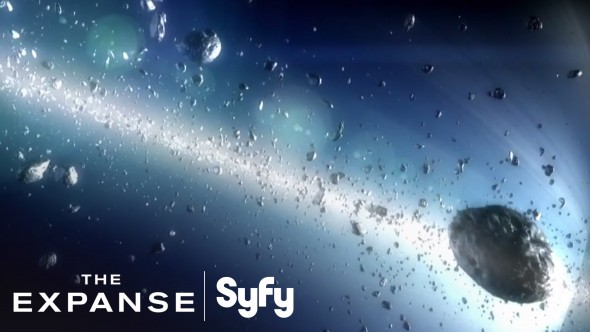 The Expanse TV show on Syfy