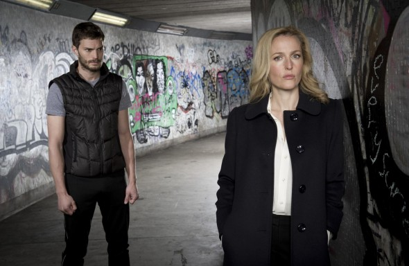 The Fall TV show on Netflix (canceled or renewed?)