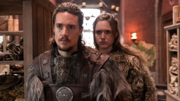 The Last Kingdom TV show on BBC America: