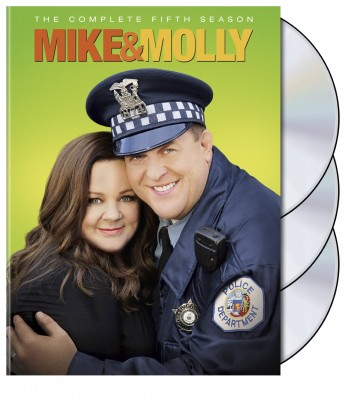Mike and Molly TV show on DVD