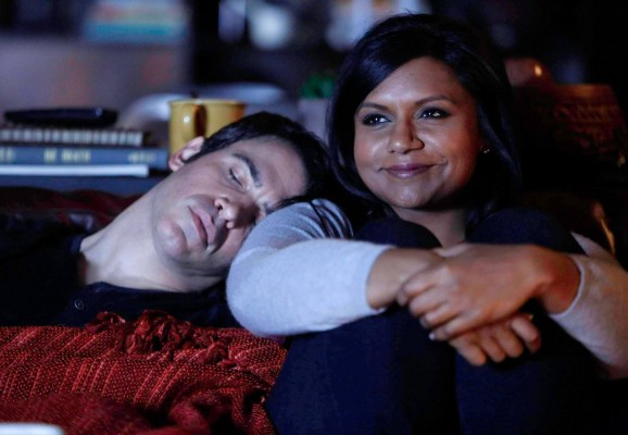 The Mindy Project TV show on Hulu: season 4