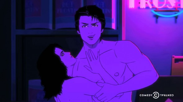Moonbeam City TV show on Comedy Central