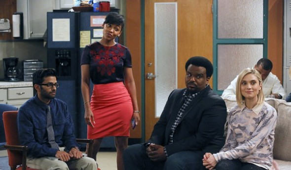 Mr. Robinson TV show on NBC: ratings (cancel or renew?)