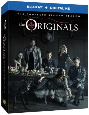 The Originals TV show on Blu-ray