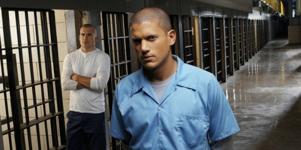 Prison break TV show on FOX revival