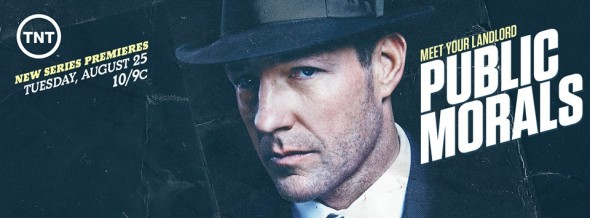 Public Morals TV show on TNT: ratings (cancel or renew?)