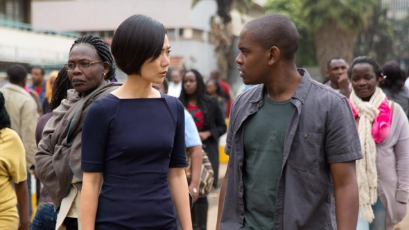 Sense8 TV show on Netflix: season 2
