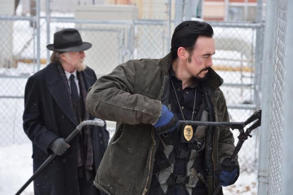 The Strain TV show on FX: five seasons