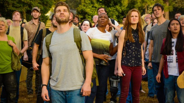 Under the Dome TV show on CBS: canceled, no season 4