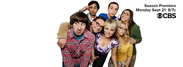 The Big Bang Theory TV show on CBS: ratings (cancel or renew?)