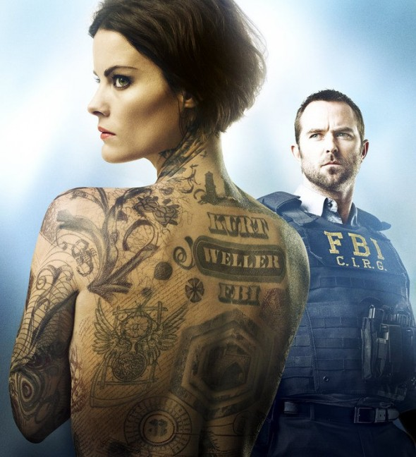 Blindspot TV show on NBC canceled or renewed?)