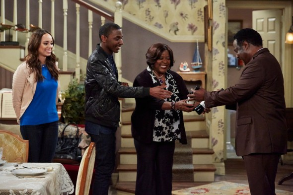 The Carmichael Show TV show on NBC: season 2