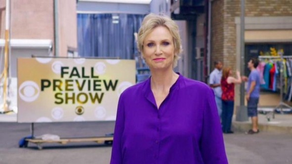 CBS Fall 2015 Preview TV show