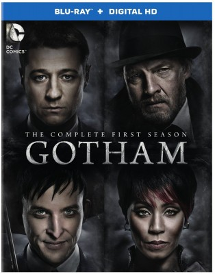 Gotham TV show on FOX: season one on Blu-ray