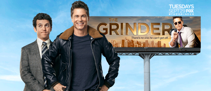 The Grinder Serie