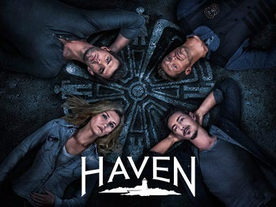Haven TV show on Syfy: canceled, final episodes