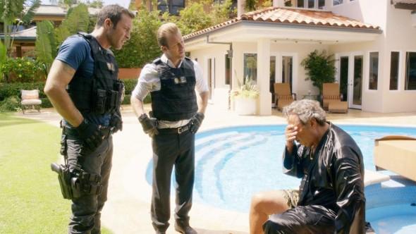 Hawaii Five-0 TV show on CBS: ratings