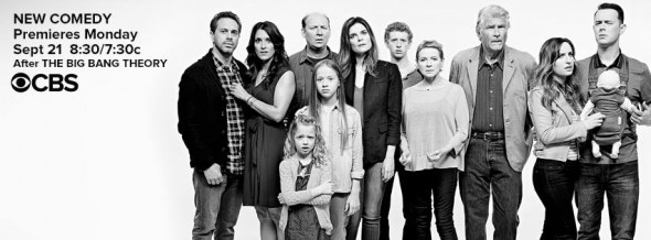 Life in Pieces TV show on CBS: ratings (cancel or renew?)