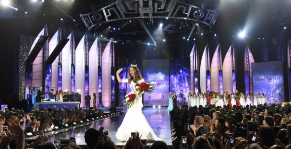 Miss America 2016 TV show on ABC: ratings