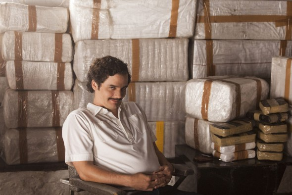 Narcos TV show on Netflix: season 2