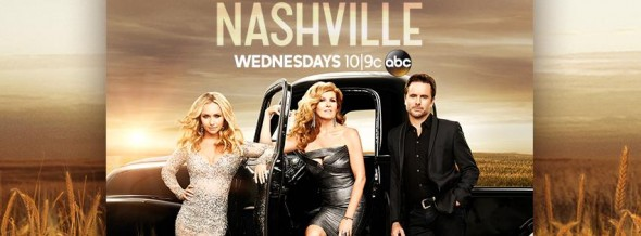 Nashville TV show on ABC: ratings (cancel or renew?)