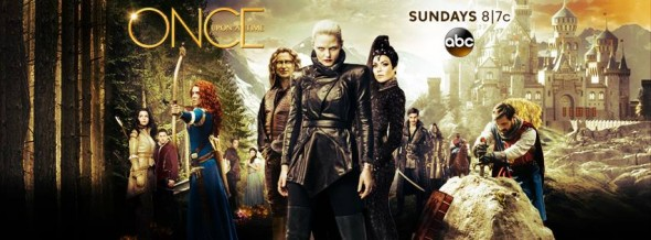 Once Upon a Time TV show on ABC: ratings (cancel or renew?)