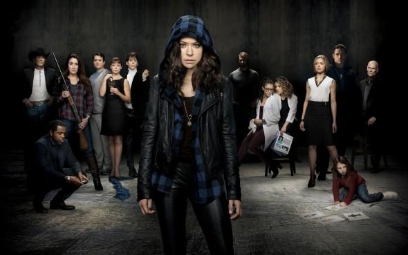Orphan Black TV show on BBC America: season 4