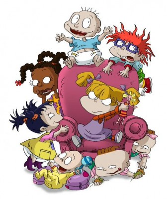 Rugrats TV show on Nickelodeon