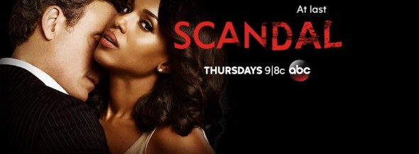Scandal TV show on ABC: ratings (cancel or renew?)