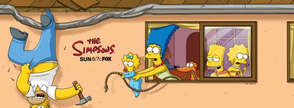 The Simpsons TV show on FOX: ratings (cancel or renew?)