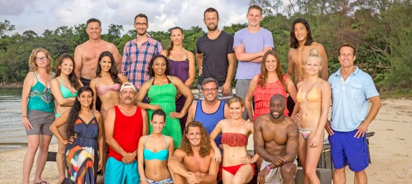 Survivor: Cambodia—Second Chance TV show on CBS ratings (cancel or renew?)