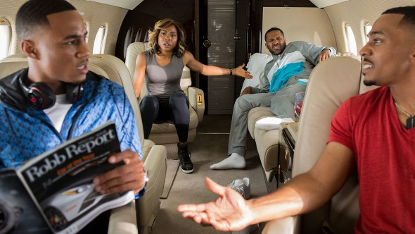 Survivor's Remorse TV show on Starz: season 3
