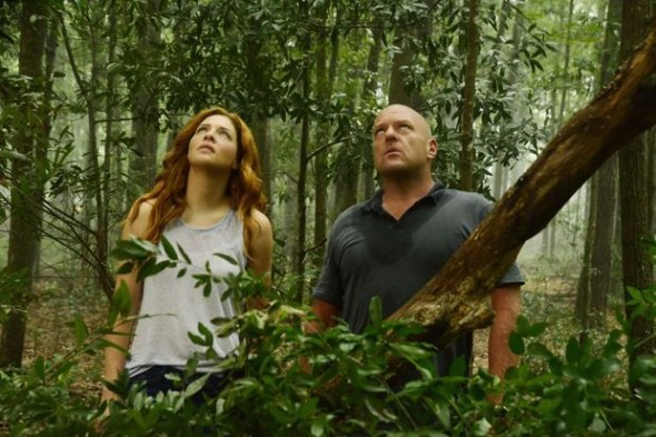 Under the Dome TV show on CBS: ratings (canceled)
