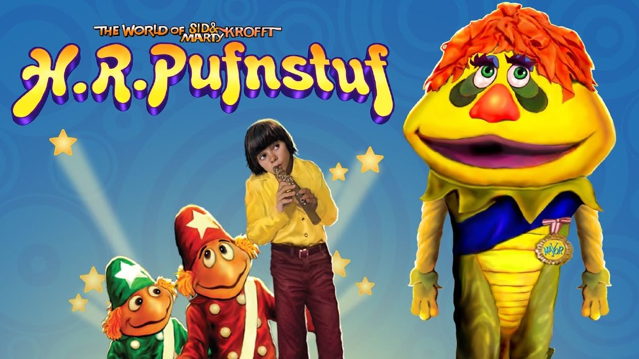 Hr Pufnstuf Nickelodeon To Air New Special Episode Canceled Tv