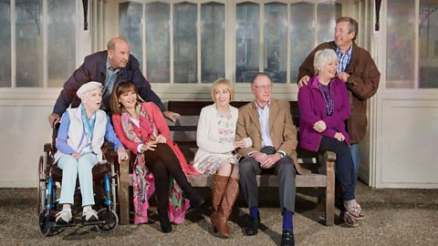Boomers TV Show on BBC One: season 2 renewal