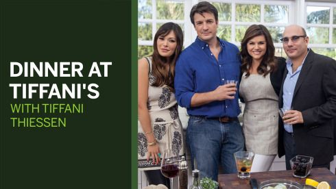 Dinner At Tiffani's TV show on Cooking Channel (canceled or renewed?)