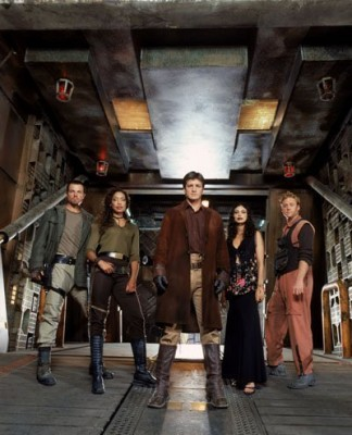 Firefly TV Show on FOX: canceled no season 2