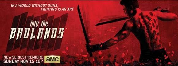 Into the Badlands TV show on AMC (canceled or renewed?)