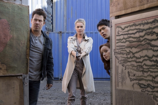 The Librarians TV Show on TNT: Season2