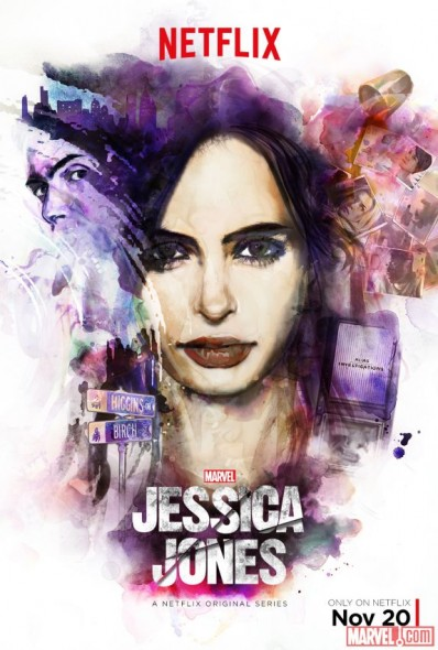 Marvel's Jessica Jones TV show on Netflix: season 2 renewal