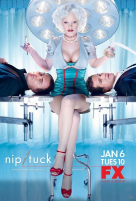 Nip Tuck TV Show on FX- canceled, no season 7