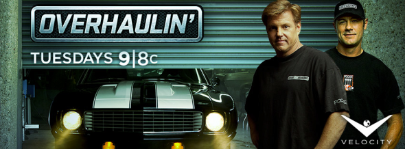 Overhaulin' TV Show on Velocity: canceled, no season 10