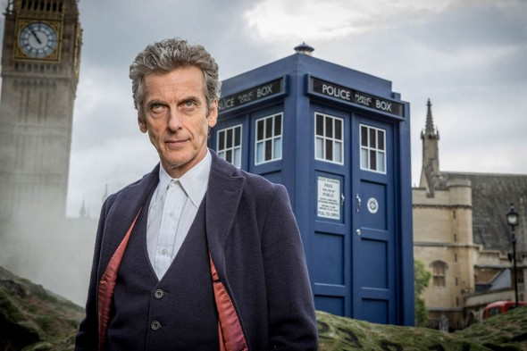 Doctor Who TV show on BBC One and BBC America: season 10 for Peter Capaldi
