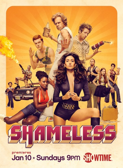 Shameless TV show on Showtime: season 6 (canceled or renewed?)