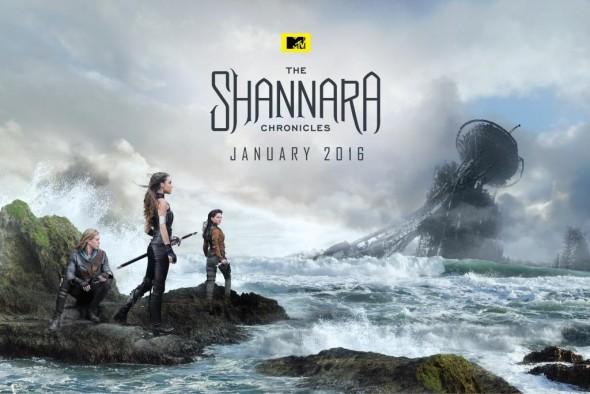 The Shannara Chronicles TV show on MTV (canceled or renewed)?)