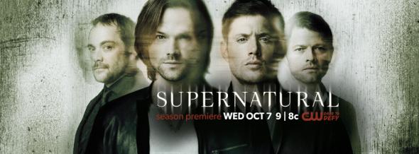 Supernatural TV show on CW: season 11 renewal