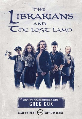 The Librarians TV show on TNT season two and tie-in-novel