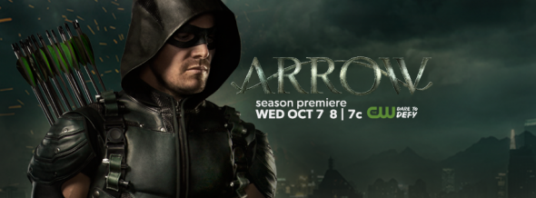 Arrow TV show on The CW: ratings (cancel or renew?)