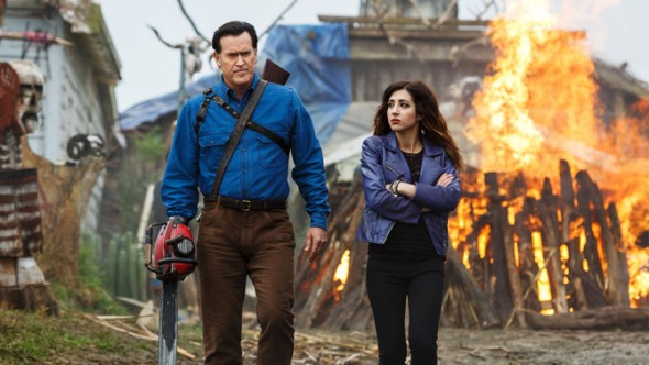 Ash vs Evil Dead TV show on Starz: season 2