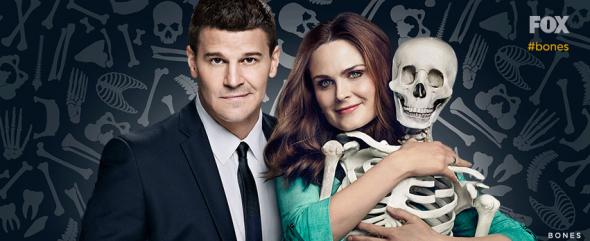 Bones TV show on FOX: ratings (cancel or renew?)